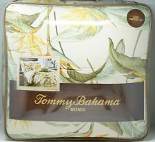 Tommy Bahama Home Birds of Paradise 4-Pc Tropical Floral Comforter Set - QUEEN