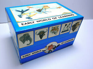 Vintage Early World Of Learning by World Book Box Set Learning Readiness Program