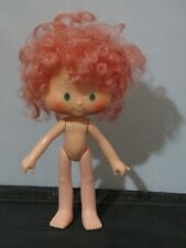 Strawberry Shortcake Party Pleaser Peach Blush Doll Naked