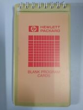 25 Magnetic Cards for HP-41C CV CX HP-67 97 HP-65