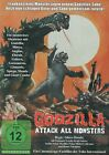 Godzilla - Attack all Monsters - Godzillas Revenge - DVD