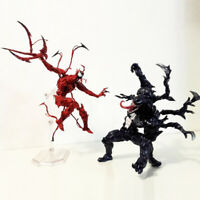Amazing Venom Carnage Figure Legend Action Spider-Man Model Toy Statue Kid Doll