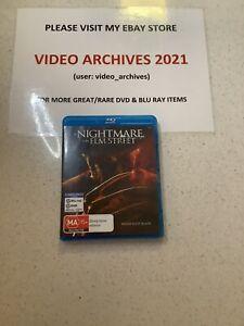 A Nightmare on Elm Street - Blu-ray - 2010 Remake (Jackie Earle Haley) Region B