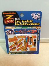Z Cardz As-360 Dauphin #029 - 3-D scale Model 2001 Flying Aces Series 2 New