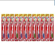 12 Pack Colgate Toothbrush Full Head Extra Clean Wholesale Bulk Lot