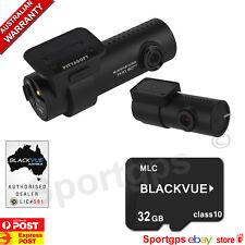 BlackVue Dr750s-2ch Dual FullHD 1080p Dashcam 32gb SD Card