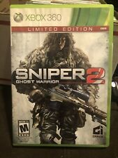 Sniper: Ghost Warrior 2 -- Limited Edition (Microsoft Xbox 360, 2013)