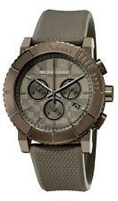 Burberry BU2302 Men's Trench Chronograph Brown Chronograph Dial Watch