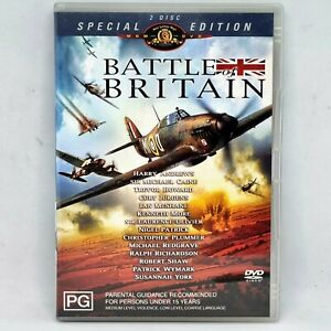 Battle Of Britain DVD 2 Disc Special Edition Laurence Olivier Michael Caine