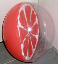 Seltener transparenter WASSERBALL