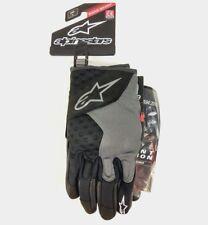 Alpinestars Kinetic Street Motorcycle Riding Glove (L, Black/Grey) 3566518