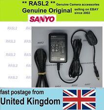 Genuine Original Sanyo VAR-G9 AC Adaptor Xacti HD700
