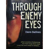 Through Enemy Eyes - Battle of Long Tan 1966  Aust Vietnam War Book Sabben