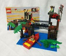 Rare LEGO 6249 Pirates Ambush - 100% Complete with Manual & Extra Items (B)
