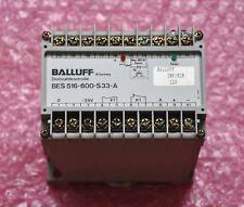 Balluff Drehzahlkontrolle Typ: BES 516-600-S33-A  120 IMP/MIN ohne Abdeckleisten