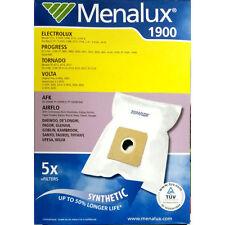 VOLTA COMPACT PLUS VACUUM BAGS X 10 SUITS U3407 DISPOSABLE SYNTHETIC DUST BAGS