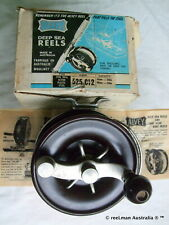 ALVEY 525 C vintage collectable Snapper fishing reel with original box