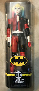 DC COMINCS SPIN MASTERS HARLEY QUINN 12in ACTION FIGURE - 1ST EDITION - FREE SH