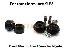 Complete lift kit 30mm for Toyota YARIS,AYGO,AQUA,BELTA,COROLLA,IST,RACTIS,SCION