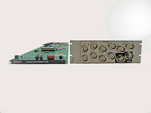 Snell & Wilcox IQAVDR Boadcast Quality Video Distribution card with IQAVDR-2A