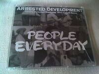 ARRESTED DEVELOPMENT - PEOPLE EVERYDAY - UK CD SINGLE