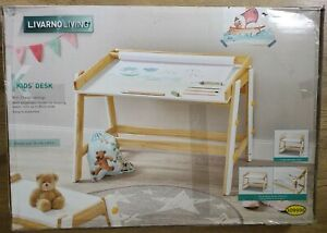 Kids Study Desk Drawing Board Writing Desk Drawing Paper Roller New Boxed Unused