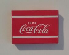 Drink Coca-Cola Playing Cards 2011 Signature Brands LLC Drink Pause Refresh