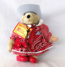 MUFFY VANDERBEAR Wild West RETIRED North American Bear NWT Excellent! RARE