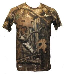 Mossy Oak Break-up Camouflage Mens S-M-L-XL-2XL-3XL Starter Performance Shirt