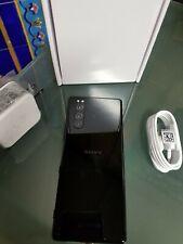 Sony Xperia 5 J8270 128GB Unlocked Black Cell Phone