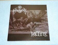 Nokturne / Noctifer - Wargod Domination, Compilation Album CD Split Baphomet Rec