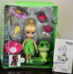 Tinker Bell Mini Doll Playset Disney Animators Collection
