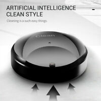 Fashion Rechargeable Automatic Smart Robot Vacuum Cleaner Edge Suction Sweeper