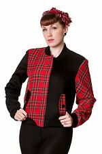 Waist Length Button Quilted Casual Coats & Jackets for Women