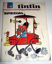 Tintin n° 885 B+ Spécial Auto