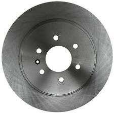 Disc Brake Rotor-Non-Coated Rear ACDelco Advantage fits 04-09 Cadillac SRX
