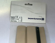 Beyerdynamic Custom One Pro Beige Synthetic Leather Head Pads fits DT770 DT990