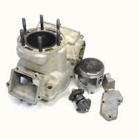 99-00 Yamaha YZ250 YZ 250 2T Engine Cylinder Jug Barrel Piston Valves [CH]