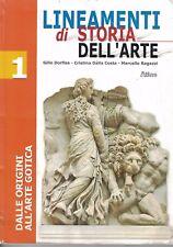 Lineamenti di storia dell'arte di Dorfles Dalla Costa Ragazzi - 2006