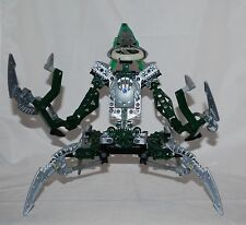 LEGO Bionicle Warriors Nidhiki (8622) Complete Figure & Free Shipping in USA
