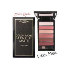 LOREAL Color Riche Paleta Pintalabios La Palette Matte Nude L'Oreal
