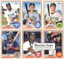 2017 Topps Heritage Minor League - Base Cards - Pick From Card From #'s 1-200