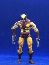 "Marvel Universe X-Men Brown Wolverine 3.75"" Action Figure Loose"