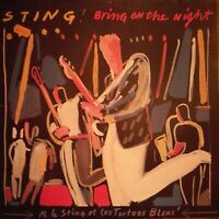Sting - bring on the night (1986) Vinyl 2 live- LPs 396705-1