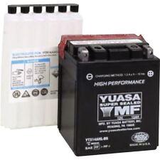 Yuasa YUAM62H4L High Performance Maintenance Free Battery - YTX14AHL-BS