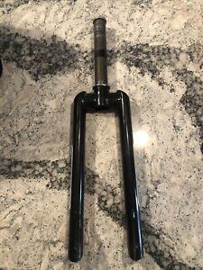 "New Rare Old School Mid GT BMX 1"" Stiletto 20"" Fork 4130"