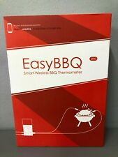 New listing Easy Bbq Pro Smart Wireless Bbq Thermometer