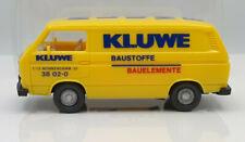 Wiking VW T3 Kasten Kluwe Baustoffe (#CK12)