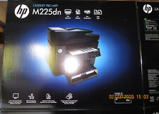 HP LaserJet Pro M225DN Monochrome Laser Multifunction Printer