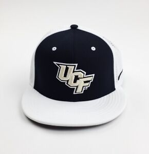 Nike UCF Knights Nike True Baseball Basketball Hat Size 7in 56 cm White 384425